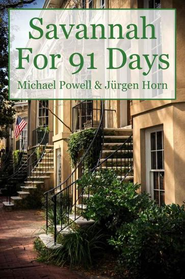 For 91 Days in Savannah – The E-Book