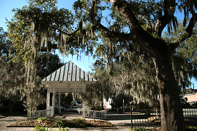 Crawford Square In Savannah