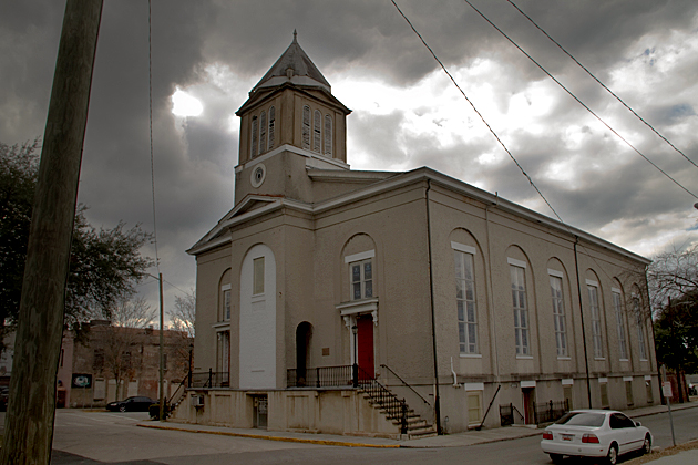 Read more about the article First African Baptist Church