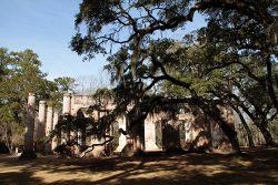 Old Sheldon Church