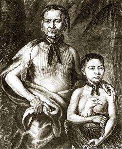 Oglethorpe & Tomochichi: Savannah's Bestest Buddies