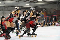 Read more about the article Savannah Derby Devils – Insanity on Skates