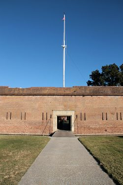 Fort Pulaski – The South's Not So Invincible Stronghold