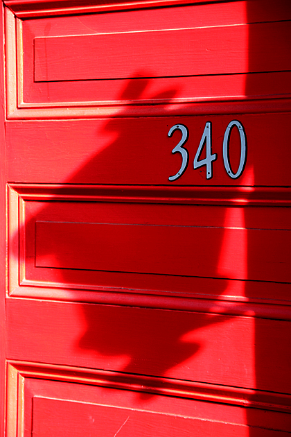 Photos from Savannah: Red Doors and More