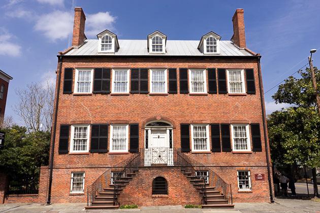 The Isaiah Davenport House