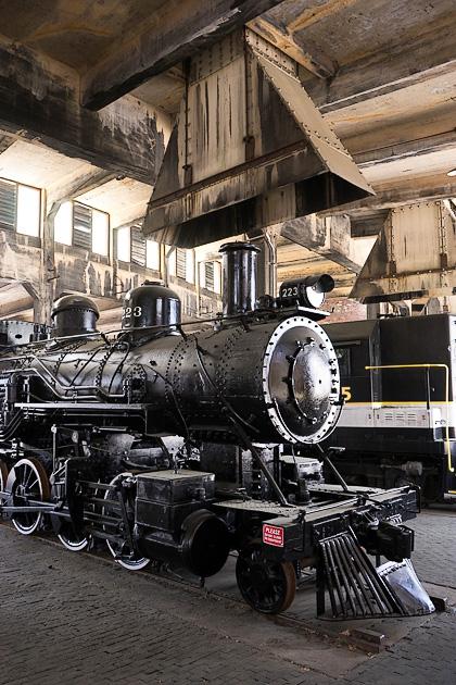 01 Train Museum Savannahfor91days.com