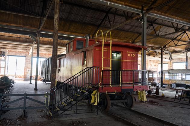 12 Train Museum Savannahfor91days.com