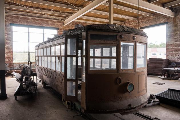 17 Train Museum Savannahfor91days.com