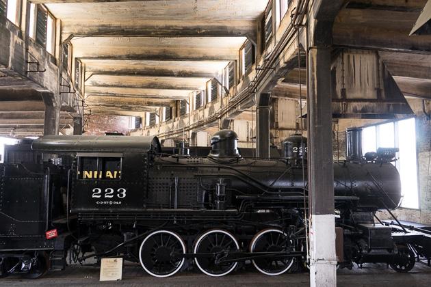 25 Train Museum Savannahfor91days.com