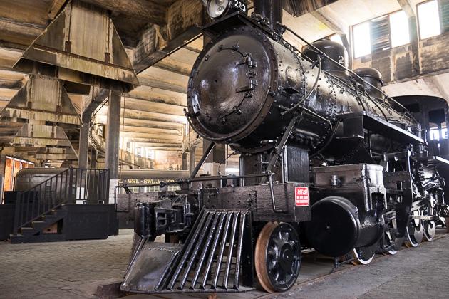 26 Train Museum Savannahfor91days.com
