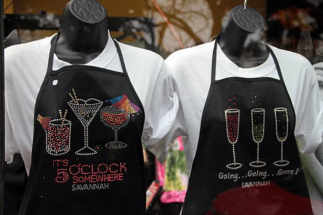 5 o Clock Savannah Drinks