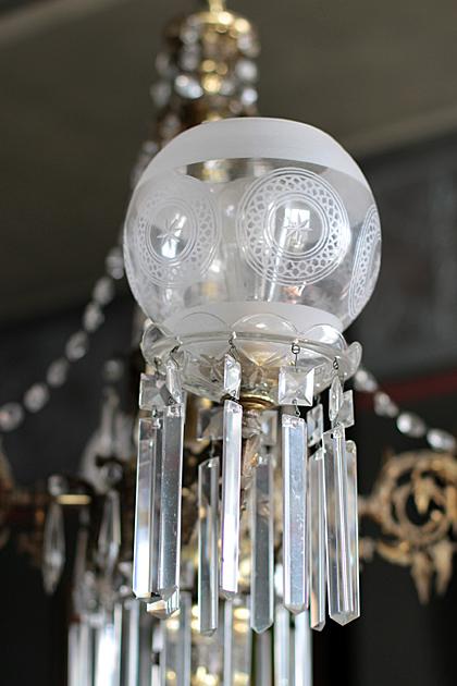 Antique Lamp Savannah