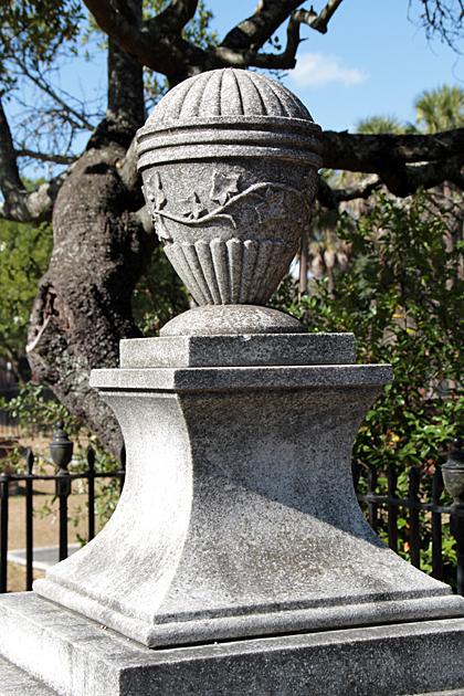 Cemetery Savannah