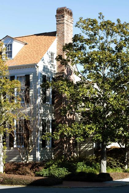 Classic House Savannah