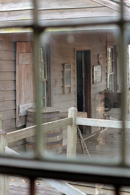 Ebenezer Ghost Town