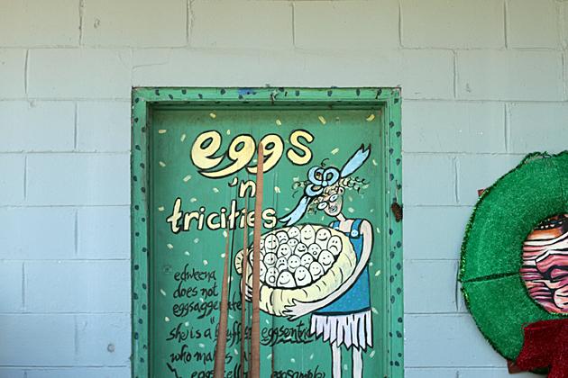 Eggs N Tricities Nancy
