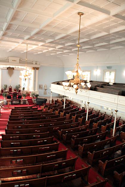 First Baptist Church 1