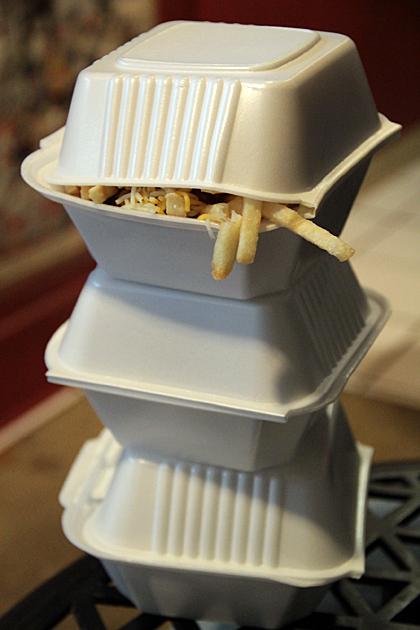 French Fries Monster Savann