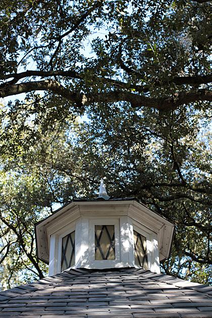 Gazebo Wedding Savannah