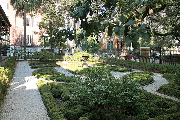 Green Meldrim Garden