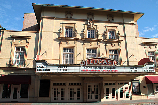 Lucas Theater Savannah