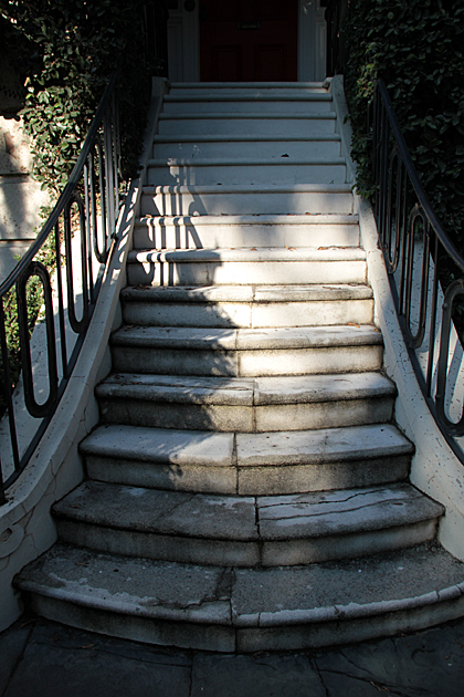 Mansion Stairs