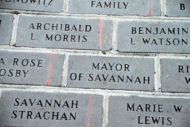 Mayor of Savannah