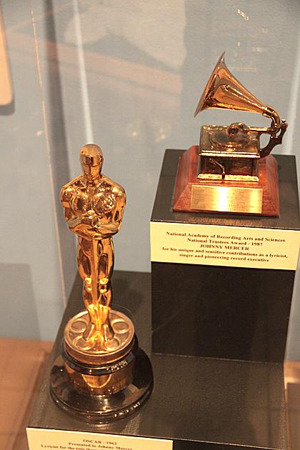 Mercer Grammy Oscar