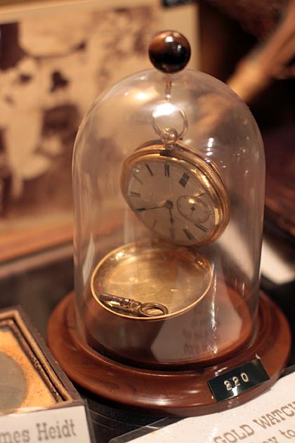 Old Ebenezer Watch