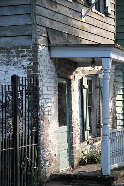 Oldest houe in Savannah