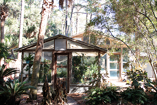 Orchad Green House