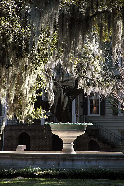 Orleans Fountain