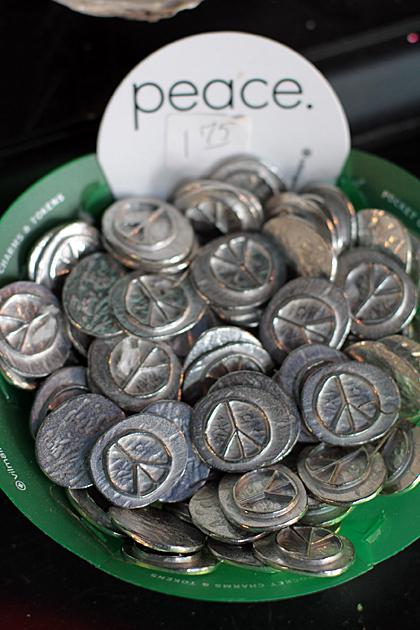 Peace Coins