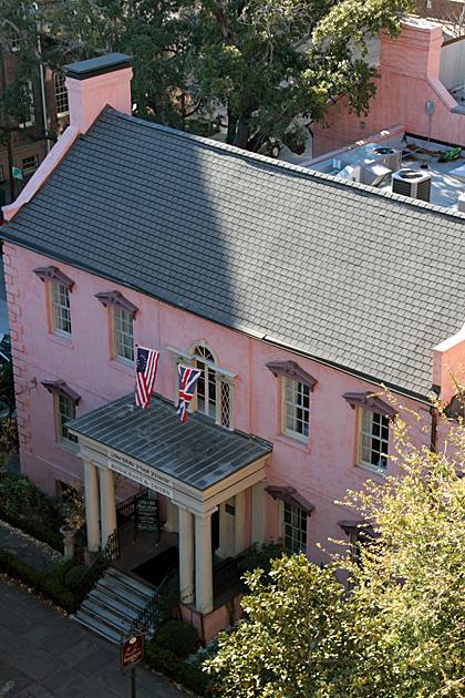 Pink House Savannah 1