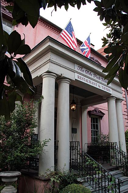 Pink House Savannah