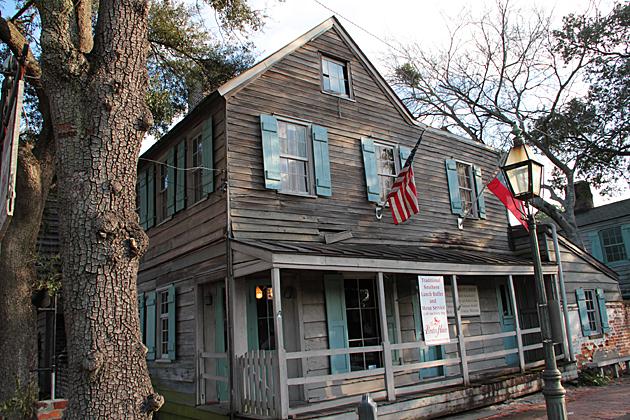 Pirate House Savannah