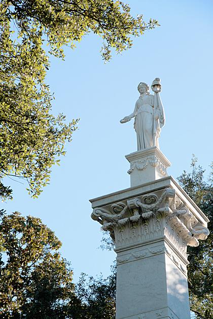 Pulaski Statue