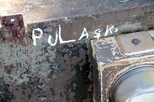 Pulaski Was Here