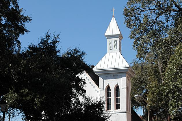Religious Savannah