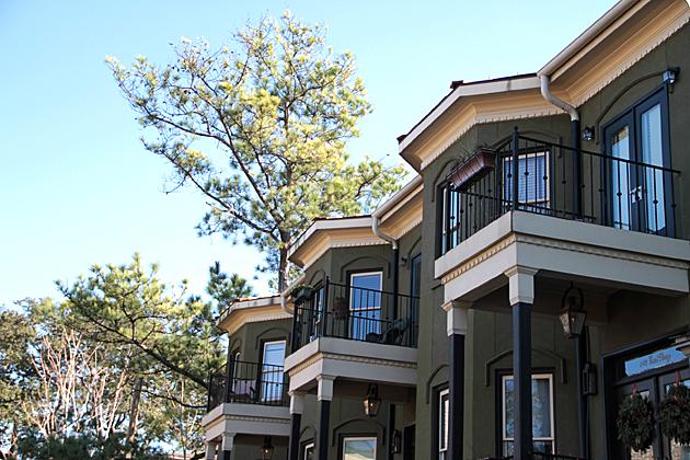 Row Houses Savannah
