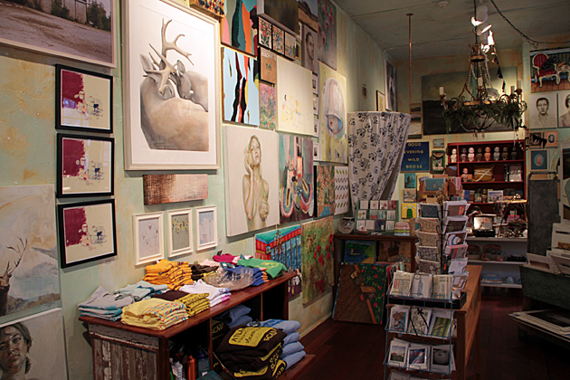 SCAD Store