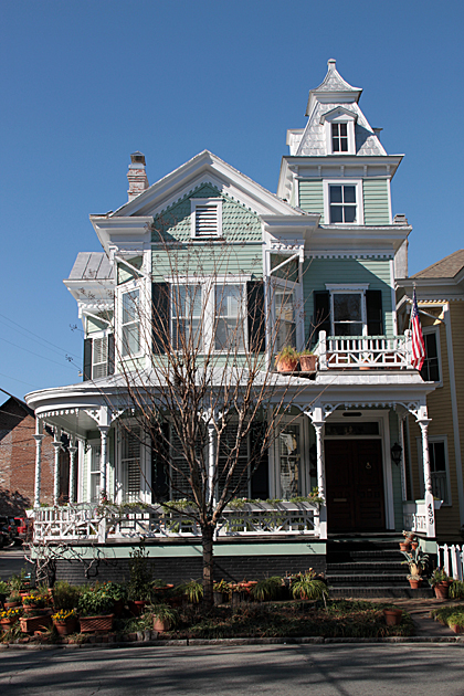 Savannah Architecture 3