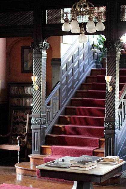 Savannah House Tours