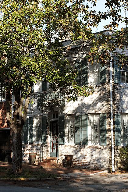 Savannah Houses 3