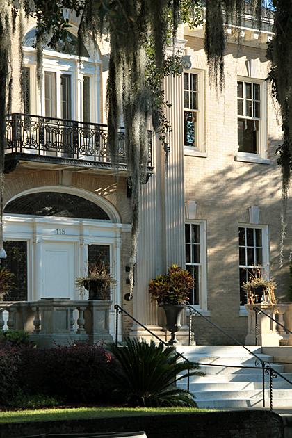 Savannah Mansion 2