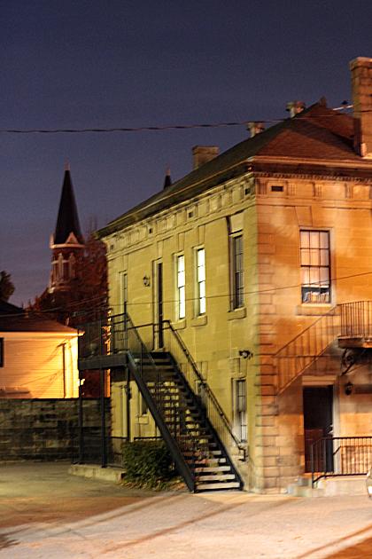 Savannah Mansion 4