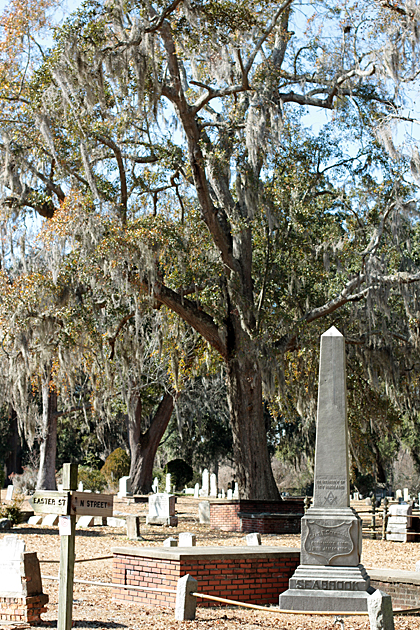 Savannah Obelisk