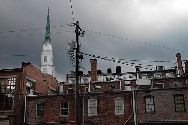 Savannah Storm Clouds