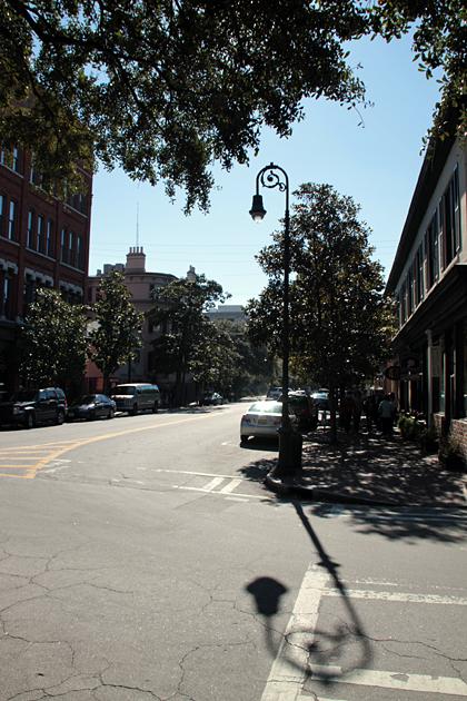 Savannah Street Lights 1