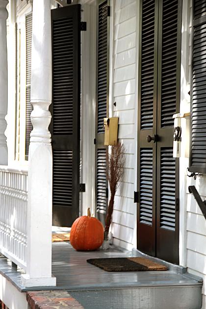 Savannah in Fall